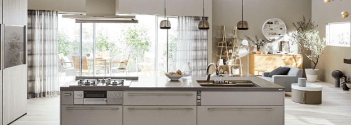 使いやすいキッチン設計